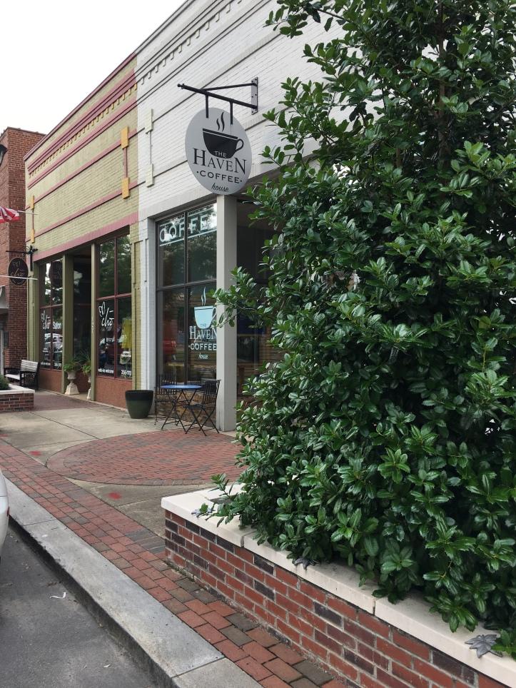 Lexington restaurant
